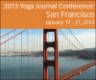 Yoga Journal Conference, San Francisco, California