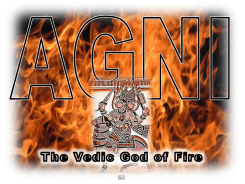 Agni The Vedic God of Fire