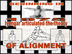 Iyengar 1975 Alignment