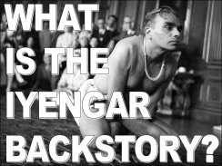 Iyengar Backstory