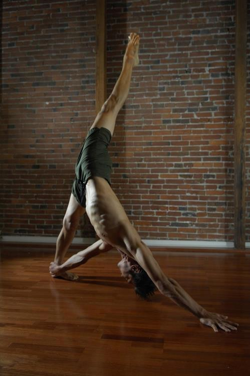 Meditation in Movement at Groove Yoga, Berkeley, California