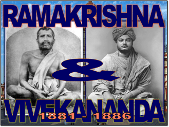 Ramakrishna and Vivekananda