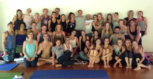 Ubud Les Leventhal 2014 Group