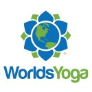 Worlds Yoga Logo