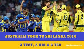 Sri Lanka V Australia 2nd ODI Prediction
