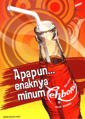 Teh Botol Sosro  Liendah Prasetyanis Blog