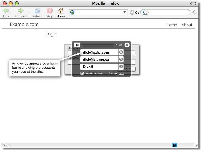 Sxipper: Mozilla Firefox Addon (1/6)