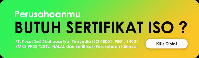 sertifikasi k3