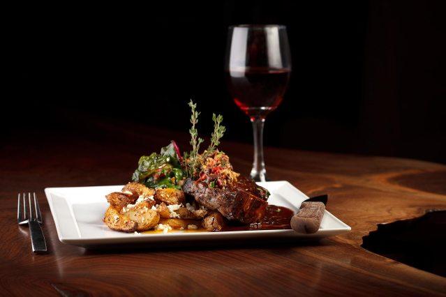prasino - la grange, illinois - beef wine dinner