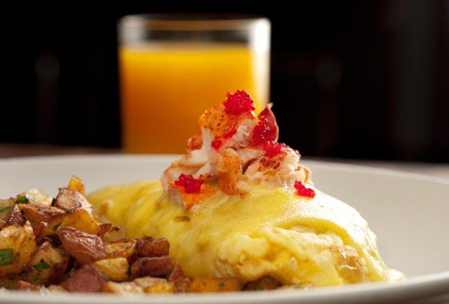 prasino - la grange, illinois - breakfast eggs orange juice