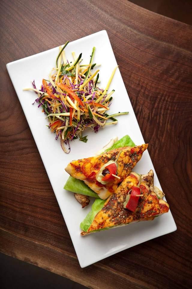 prasino - la grange, illinois - sandwich and salad