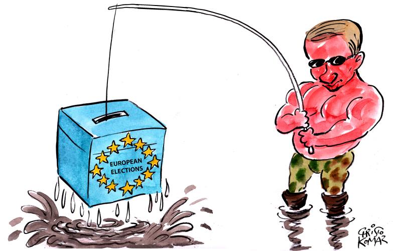 Карикатура на деня-19-05-2019