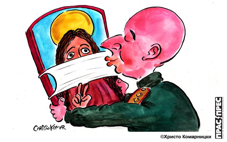 Карикатура на деня-31-03-2020