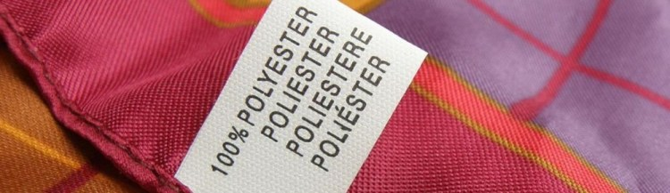 kain polyester, jenis kain polyester