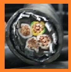 Kabel Supreme NYFGBY 4x25mm