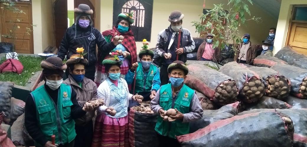 Ayacucho: Suficiencia alimentaria en tiempos de pandemia