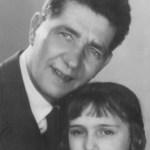 Karl Schaaf und Tochter Liselotte