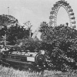 Liliputbahn und Riesenrad