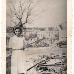 Liselotte Lang, 1945