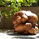Wooden Buddha - BioYoga