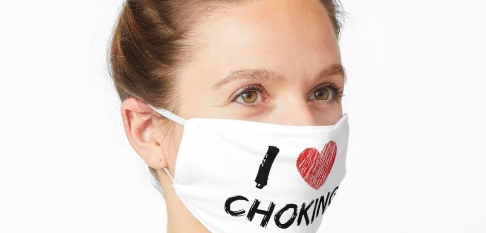 le mascherine fanno male - Pratica Bioenergetica