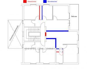 La diversa distribuzione degli ambienti interni richiede la cila o, se vengono interessate parti strutturali, la scia. Diversa Distribuzione Spazi Interni Roma Praticheroma Geometra Roma Studio Tecnico