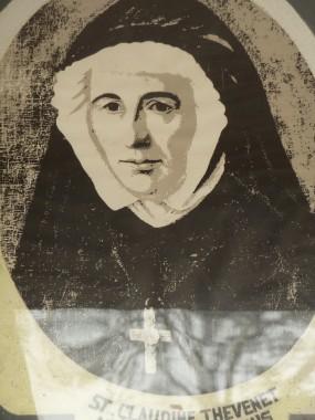St Claudine Thevenet