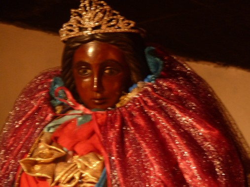 St Sara Kali- cousin to Durga?