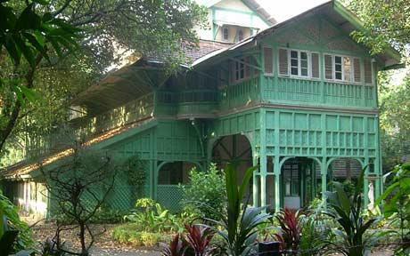 Lockwood Kipling's house in Mumbai where Rudyard was born