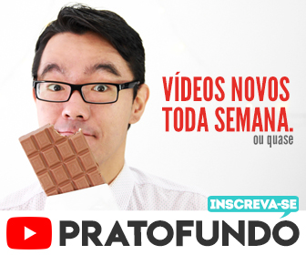 Inscreva-se no canal do PratoFundo