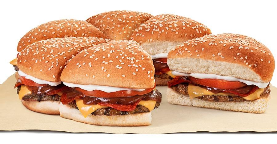 Burger King Lança o Pizza Burger em Edição Limitada