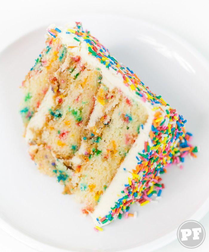 Birthday Cake: Bolo de Aniversário da Christina Tosi