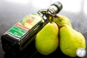 Receita: Bolo de Pera com Azeite Extra-Virgem Carbonell