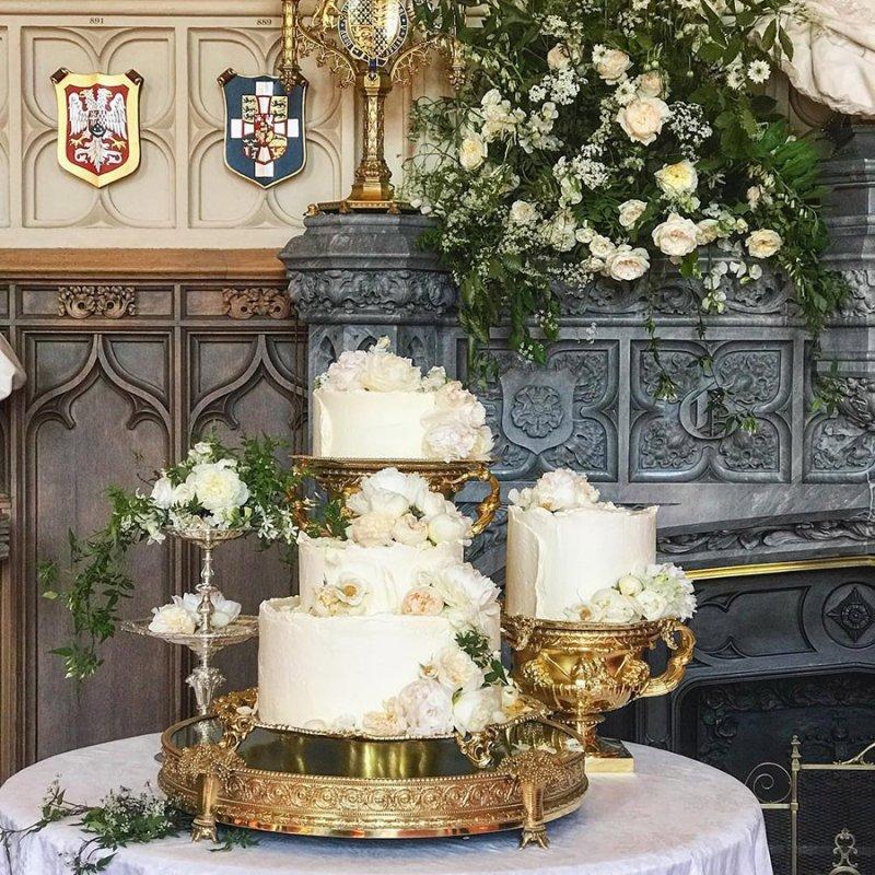 Bolo do Casamento Real