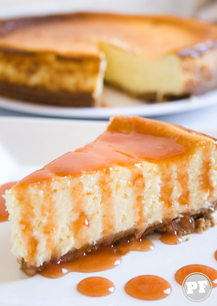 Cheesecake de Queijo Coalho e Goiabada por PratoFundo.com
