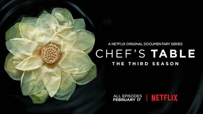 Chef's Table chega à 3ª Temporada na Netflix