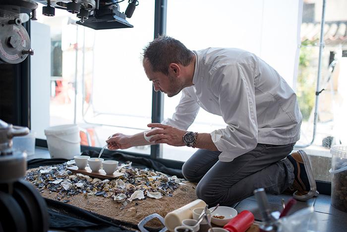 Alexandre Couillon, La Marine