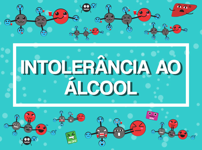O que é Intolerância ao Álcool? (Deficiência de Aldeído Desidrogenase - ALDH2)