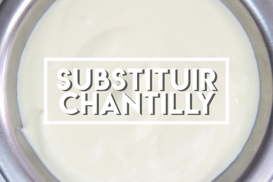 Como Não Substituir Creme de Leite e Chantilly
