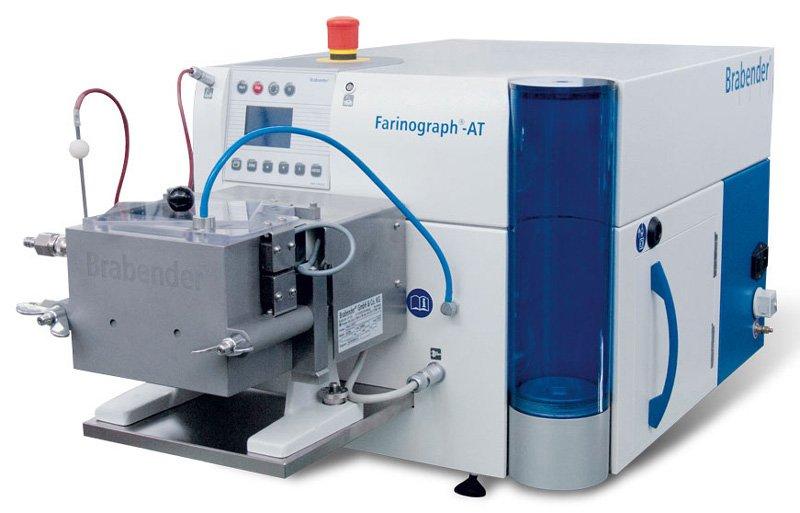 Imagem do equipamento Farinógrafo de Brabender