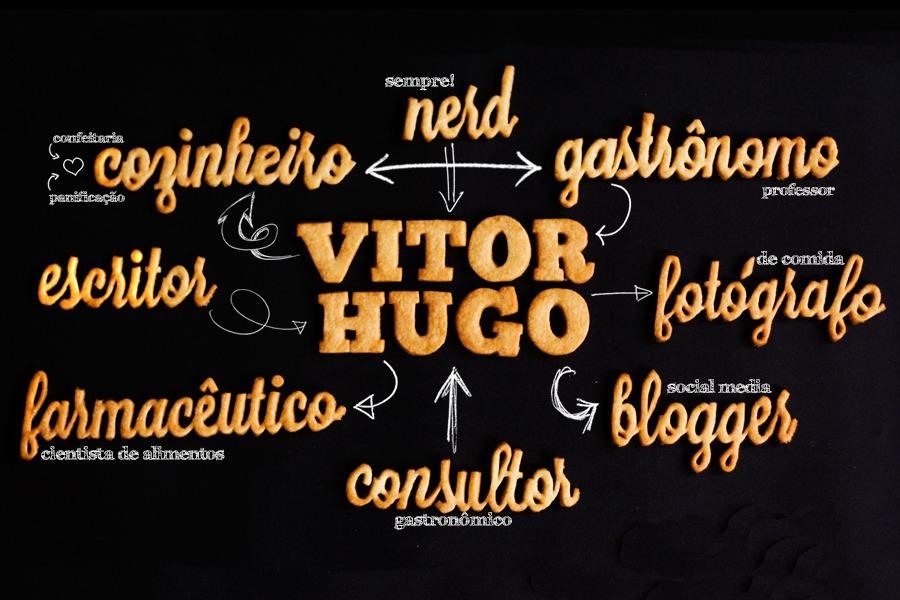 Cookie Vitae: Vitor Hugo