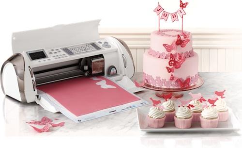 Cricut Cake Martha