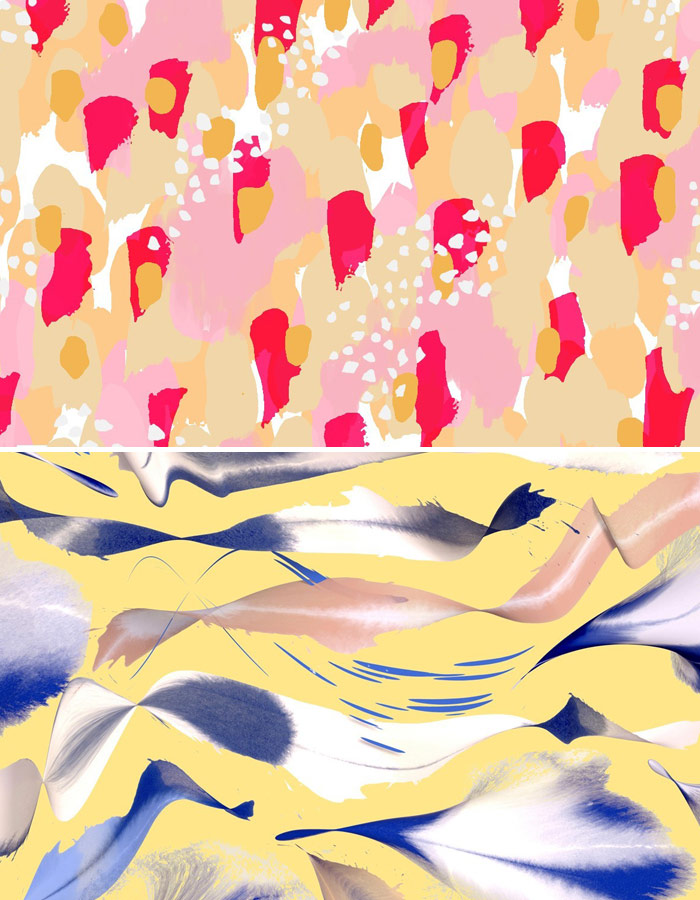 Ilustrações para Häagen-Dazs