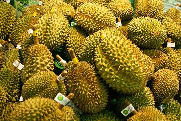 Durian por Geoffrey McKim