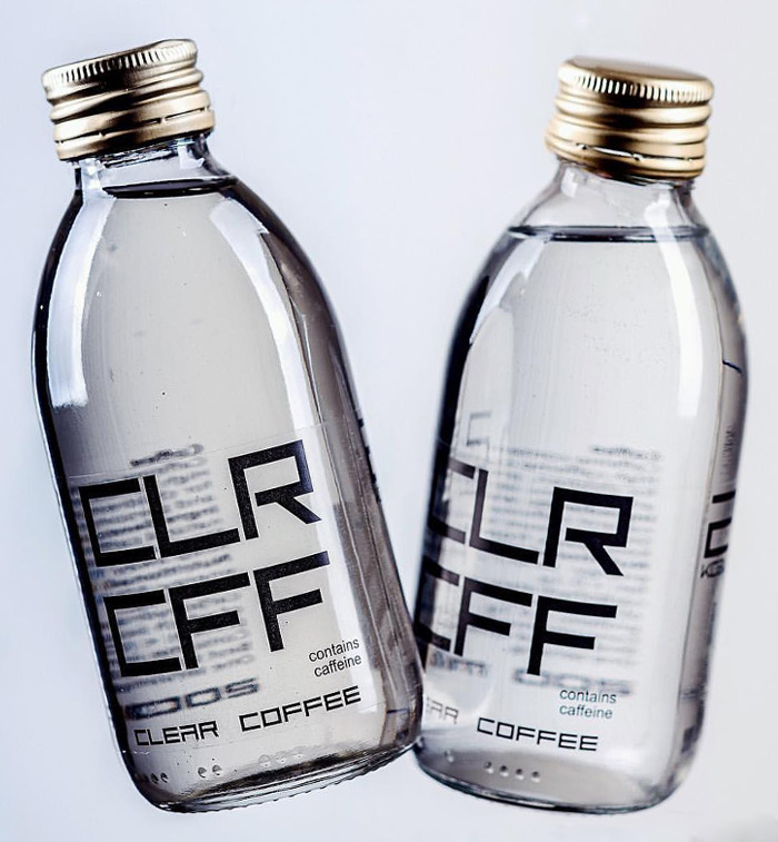 Clear Coffee: Café Incolor?