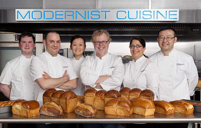 Modernist Bread: Equipe