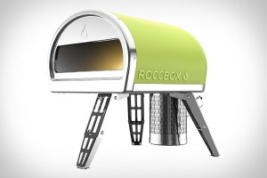 Roccbox: Forno Portátil