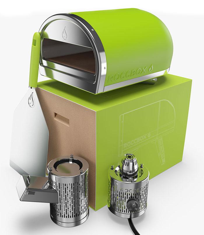 Roccbox: Verde Kit Completo