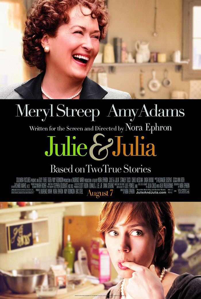 Julie e Julia: Poster