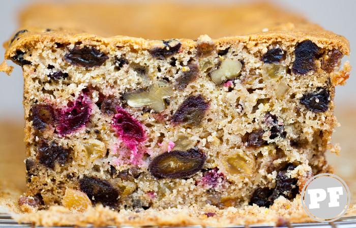 Fruitcake: Bolo de Frutas